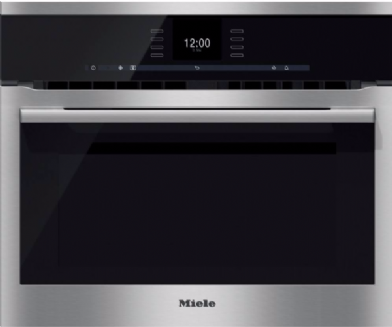 MIELE H6500BM Contourline Oven with microwave | Combi-modes | Food probe